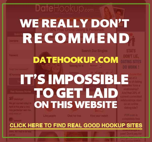 DateHookup.com real reviews