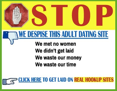 terrible hook up sites