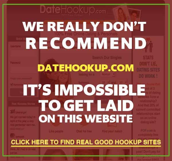DateHookup.com real reviews